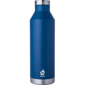 MIZU V8 Insulated Bottle with Stainless Steel Cap 750ml, enduro blue